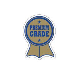 Premium Grade Butcher Meat Label
