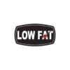 Butcher Meat Label Low Fat