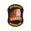 Top Quality Australian Ham Butcher Label Australia
