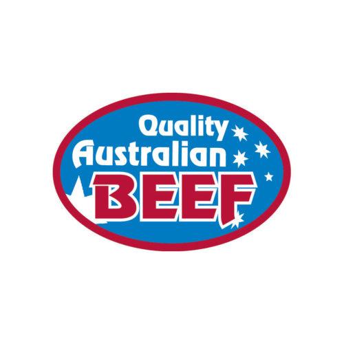 Australian Quality Beef Meat Butcher Label