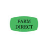 Farm Direct Butcher Label