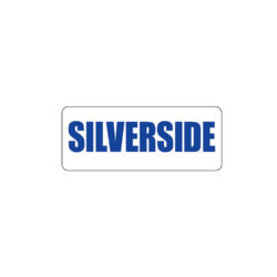 Butcher Freezer Label Silverside
