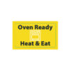 Butcher Meat Display Sticker