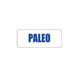 Butcher Freezer Label Paleo